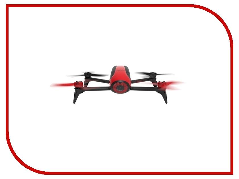 Квадрокоптер Parrot Bebop 2 Red PF726220 квадрокоптер parrot bebop 2 skycontroller
