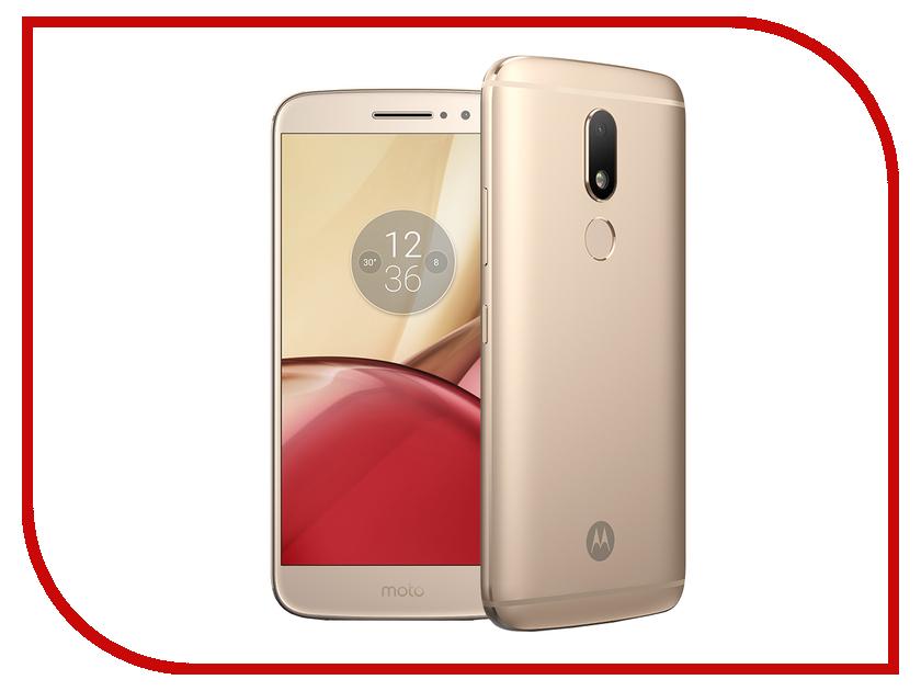 Сотовый телефон Motorola Moto M 32Gb XT1663 Gold чехол для для мобильных телефонов for motorola motorola moto g2 xt1068 g xt1069 xt1063 for moto g2 2014