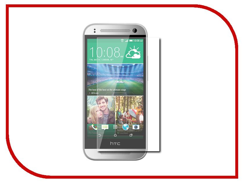 Аксессуар Защитная пленка HTC One mini Krutoff матовая 21749