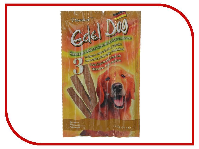 Лакомство Edel Dog Курица/Индейка/Дрожжи 75019