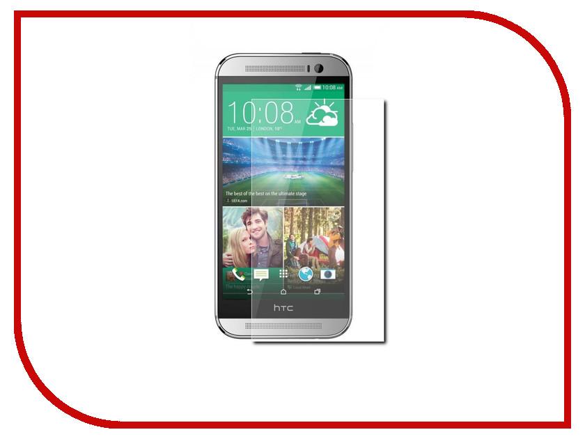 Аксессуар Защитная пленка HTC M8 Krutoff глянцевая 21722