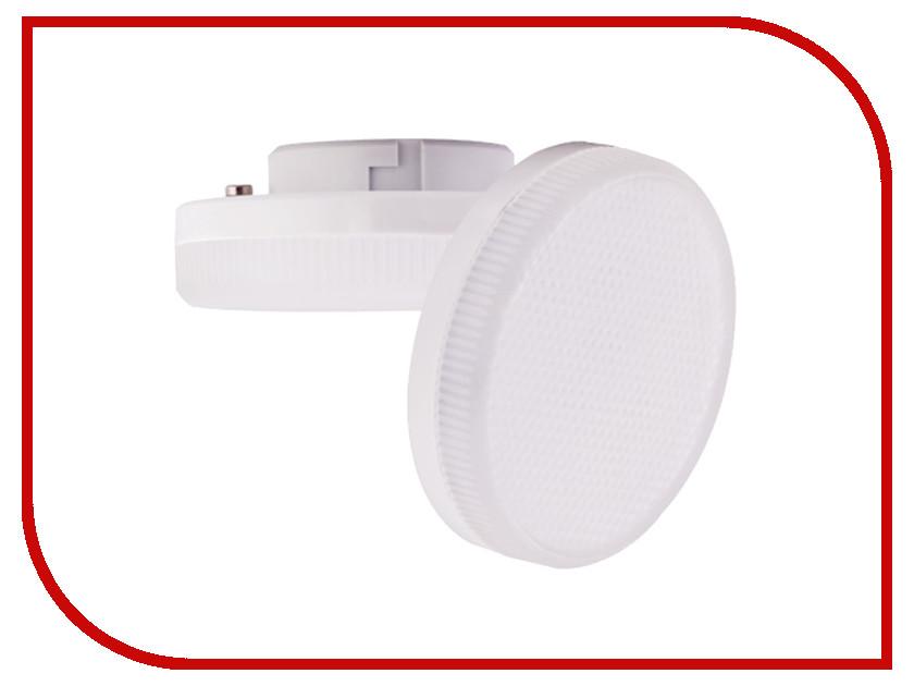 Лампочка Ecola LED GX53 6W Tablet 220V 4200K матовое стекло T5QV60ELC лампа lightstar e27 led 6w 220v 4200k 933824