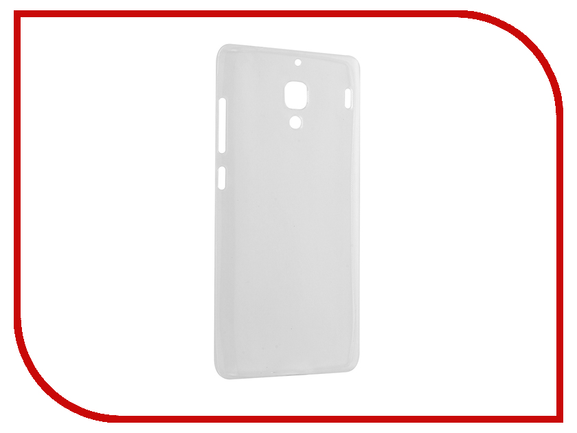 Аксессуар Чехол Xiaomi Redmi 1S Krutoff Silicone Transparent 10288