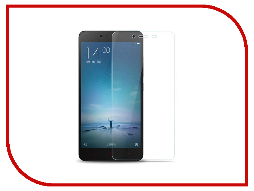 Аксессуар Защитное стекло Xiaomi Redmi 2 Krutoff 0.26mm 20308