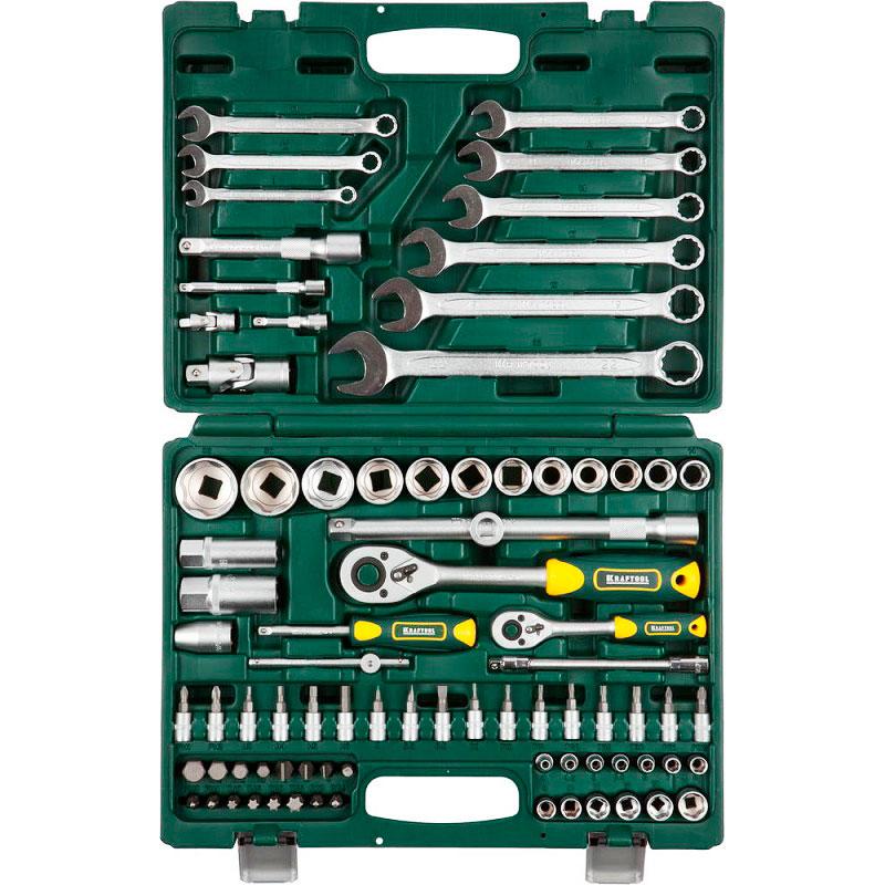 Набор ключей Kraftool 27887-H82 / z02