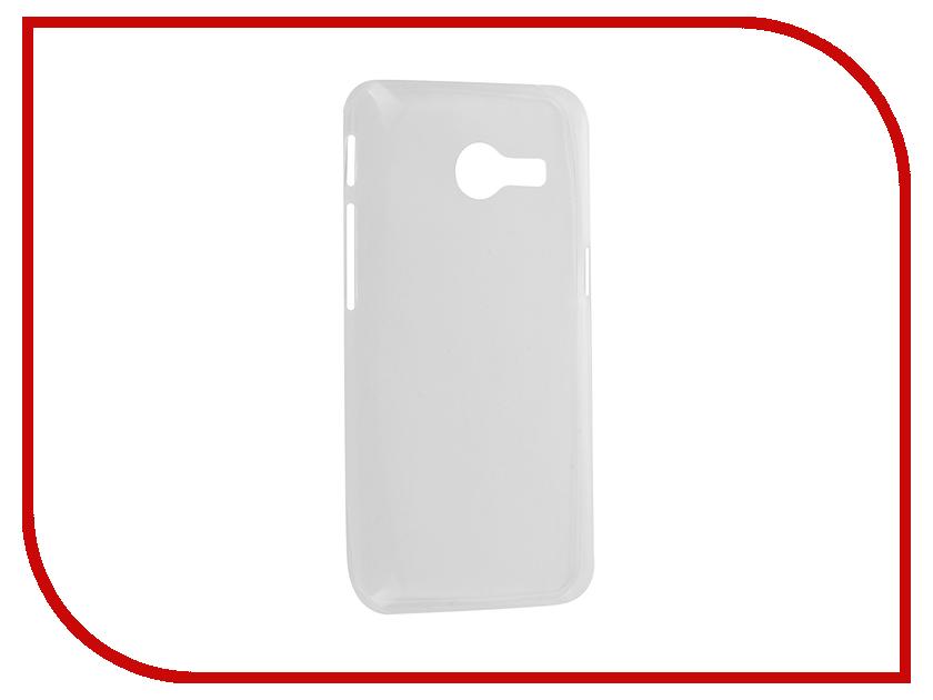 Аксессуар Чехол ASUS ZenFone 4 Krutoff Silicone Transparent 10278