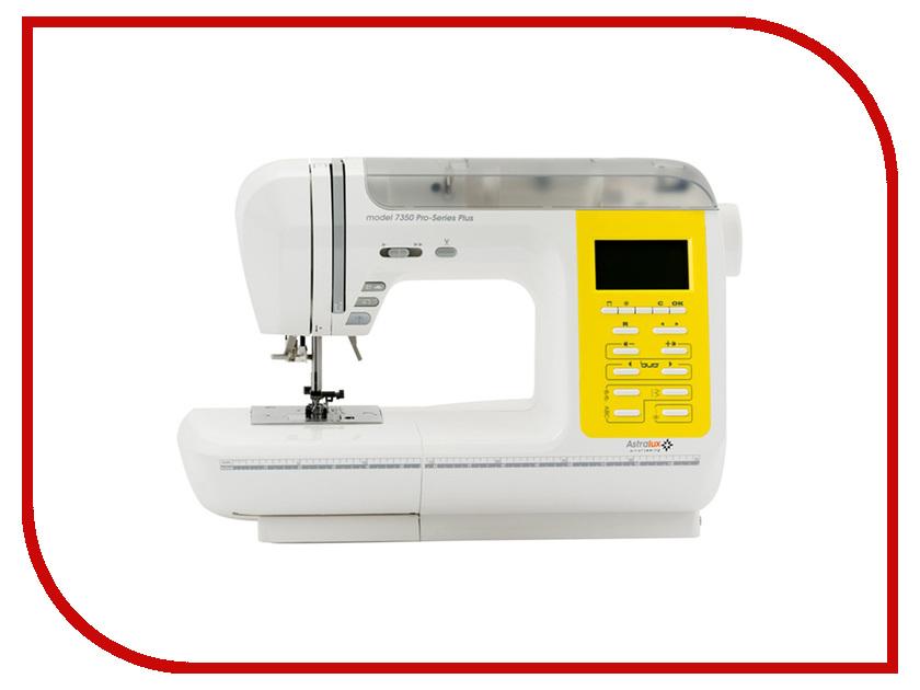 Швейная машинка Astralux 7350 Pro Series Plus швейная машинка astralux 7350 pro series вышивальный блок ems700