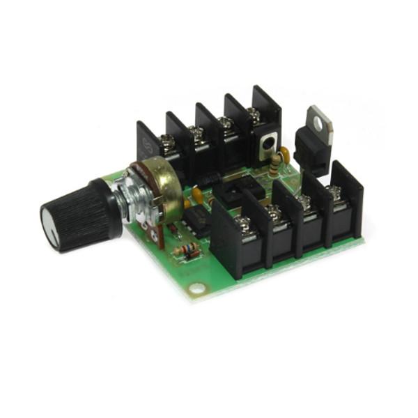 Конструктор Радио КИТ Регулятор мощности RP124.2M с ШИМ 12-50В 30А
