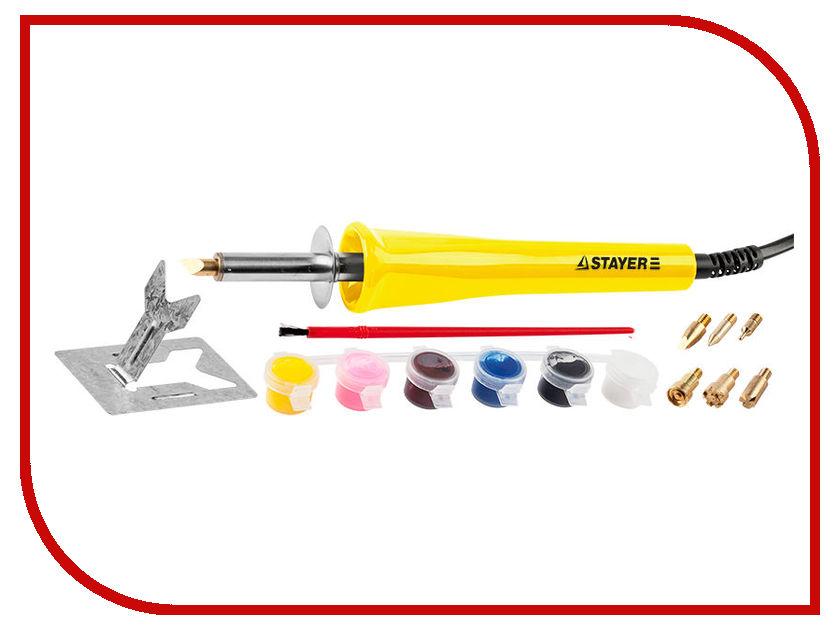 Аппарат для выжигания Stayer Master 45220 набор ключей комбинированных stayer master 27085 h6