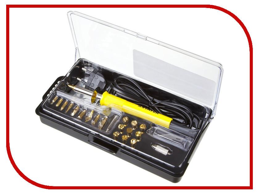 Аппарат для выжигания Stayer Professional 45227 аппарат для выжигания sparta 913225