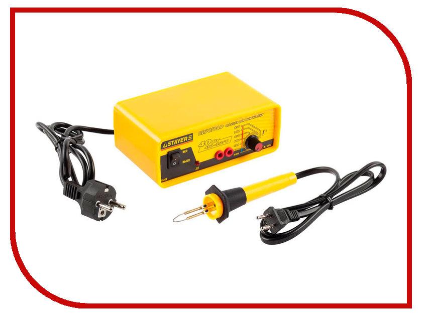 Аппарат для выжигания Stayer Expert 45228 аппарат для выжигания sparta 913225