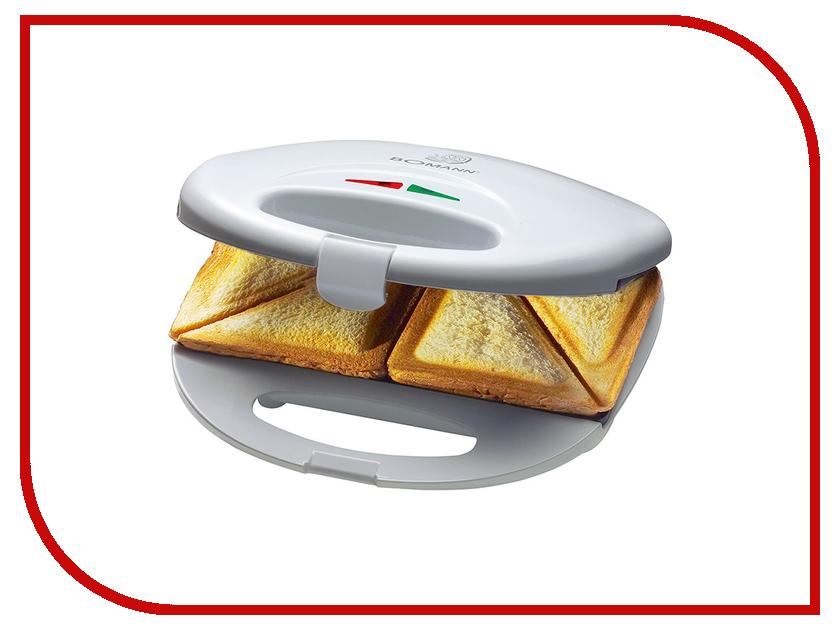 Сэндвичница Bomann ST 5016 CB бутербродница bomann st 5016