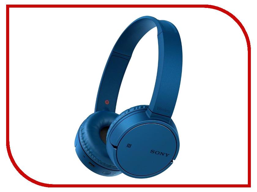 Гарнитура Sony MDR-ZX220BT Blue<br>