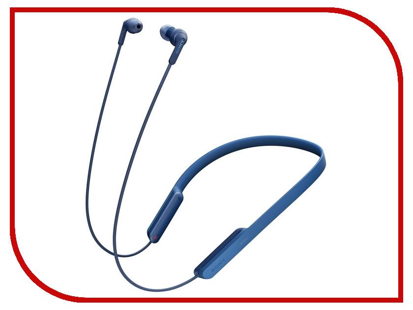 Гарнитура Sony MDR-XB70BT Blue наушники sony mdr rf855rk