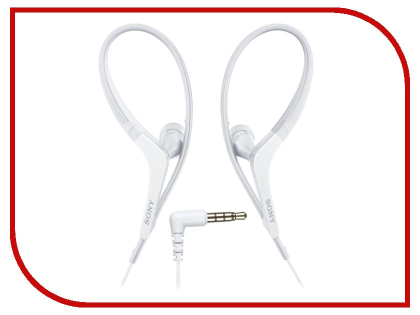 Sony MDR-AS410AP White