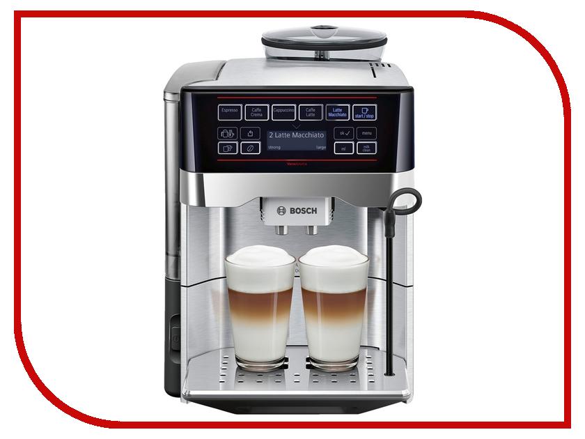 Кофемашина Bosch TES 60729 RW кофемашины bosch кофемашина bosch tes80329rw