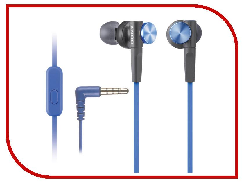 Sony MDR-XB50AP Blue sony mdr xb50ap black