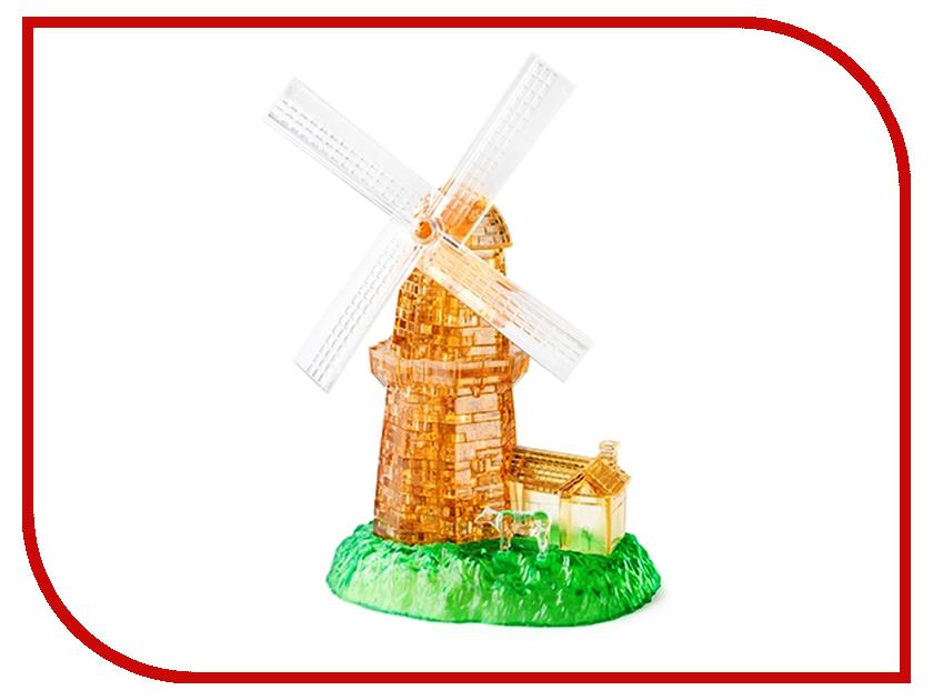 где купить  3D-пазл Crystal Puzzle Мельница 91010  по лучшей цене