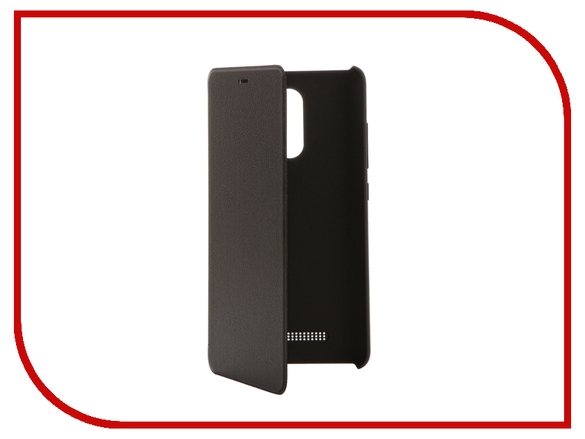 Аксессуар Чехол Xiaomi Redmi Note 3 Smart Flip Case Black NYE5279GL<br>
