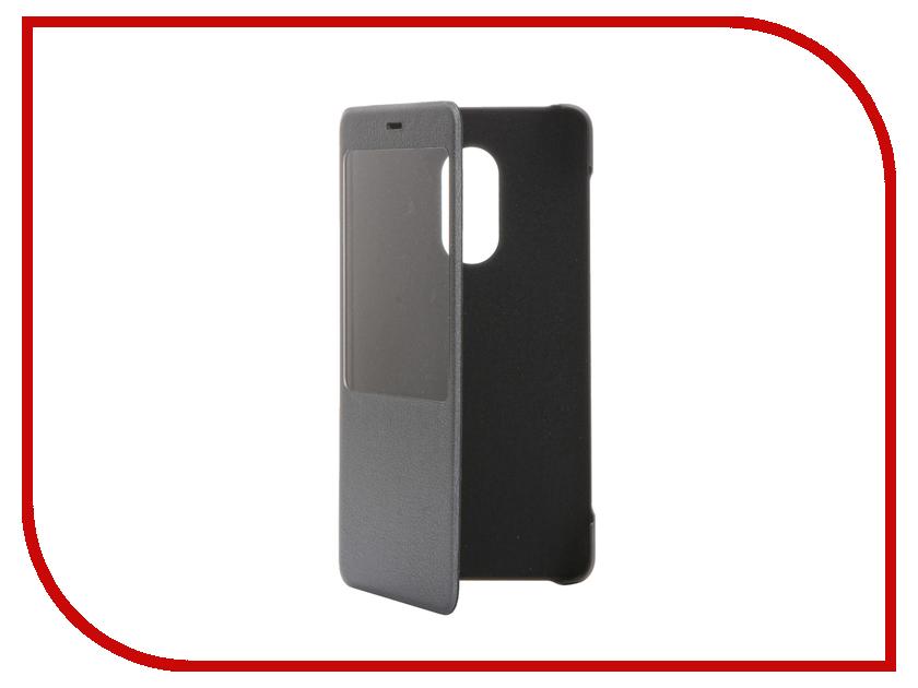 Аксессуар Чехол Xiaomi Redmi Note 4 Smart Flip Case Gray NYE5435TY<br>