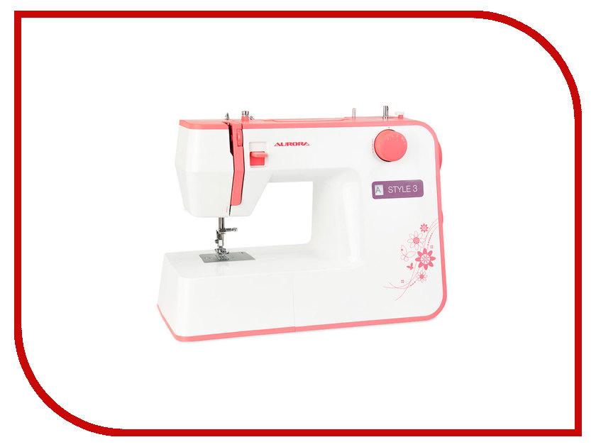 Швейная машинка Aurora Style 3<br>