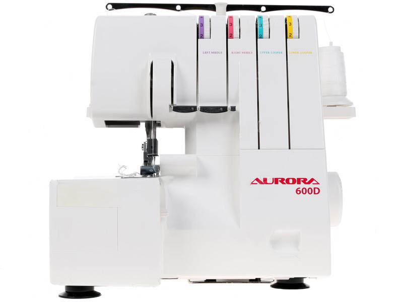 Оверлок Aurora 600D