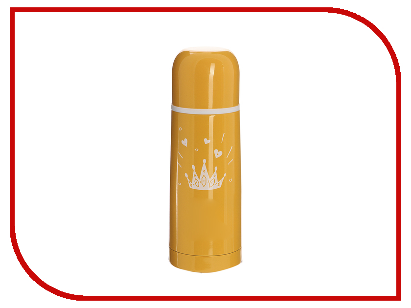 Термос Арктика 102-350w 350ml Yellow