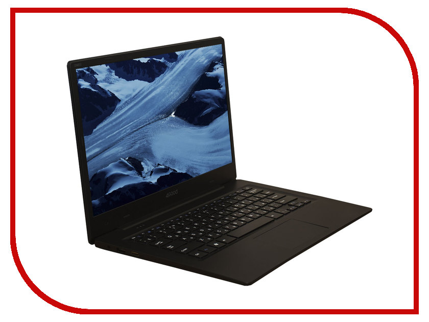 Ноутбук 4Good GN603 (Intel Atom Z3735F 1.86 GHz/2048Mb/32Gb/Wi-Fi/Bluetooth/Cam/14.1/1366x768/Windows 10)