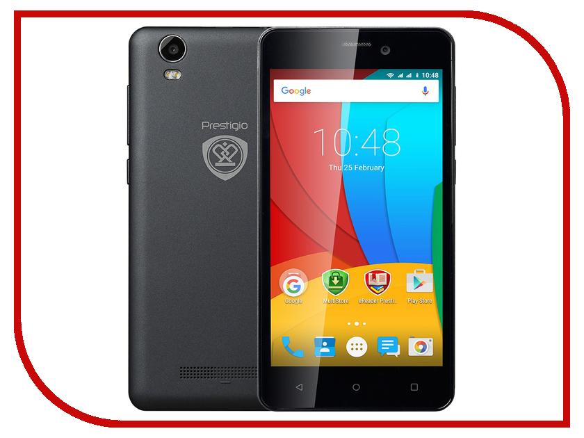 Сотовый телефон Prestigio Muze A5 Black PSP5502<br>