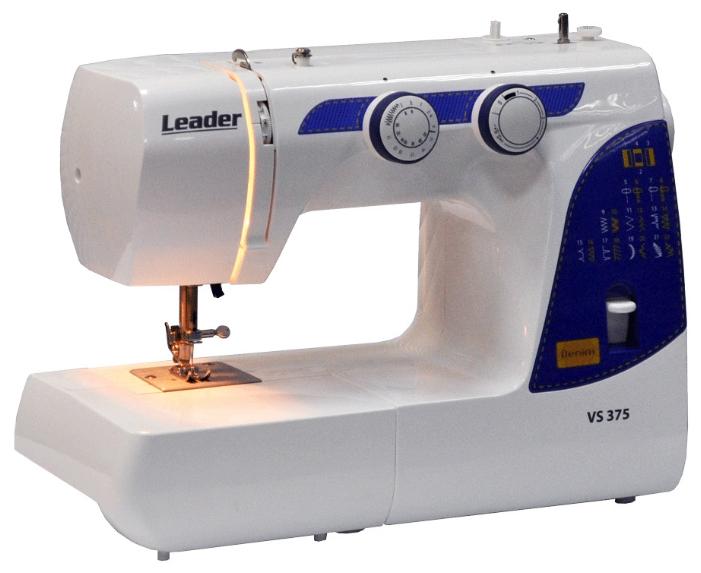 Швейная машинка Leader VS 375 от Pleer