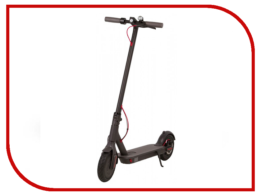 Электросамокат Mijia M365 Xiaomi Electric Scooter Black