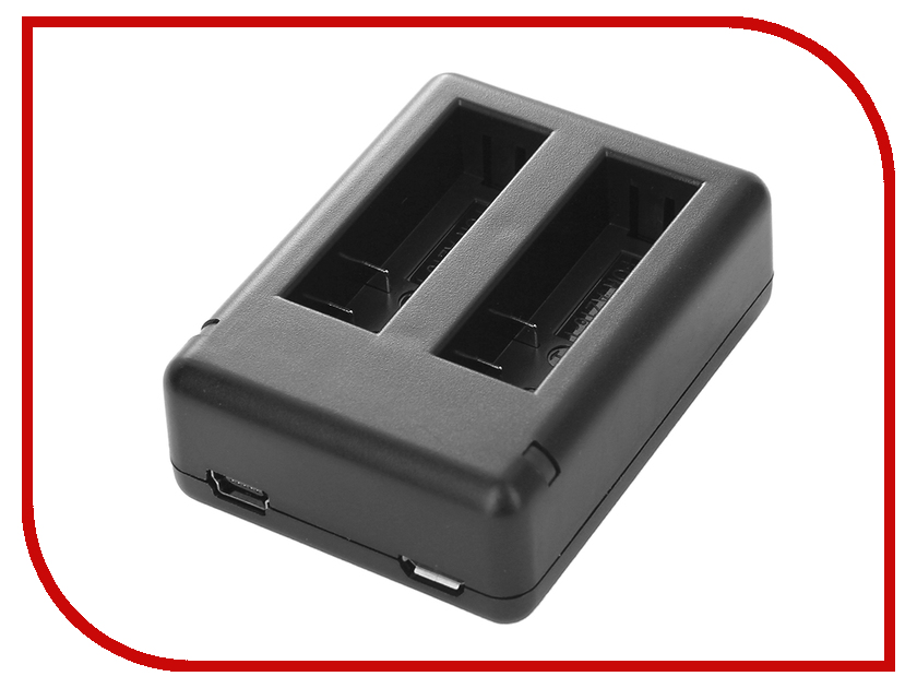 Аксессуар Fujimi YI 2USB2BC зарядное устройство для Xiaomi Yi 2 4K 1409