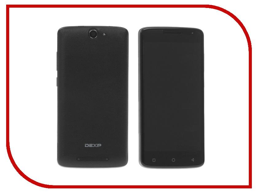 Сотовый телефон DEXP Ixion ML250 Amper M Black<br>