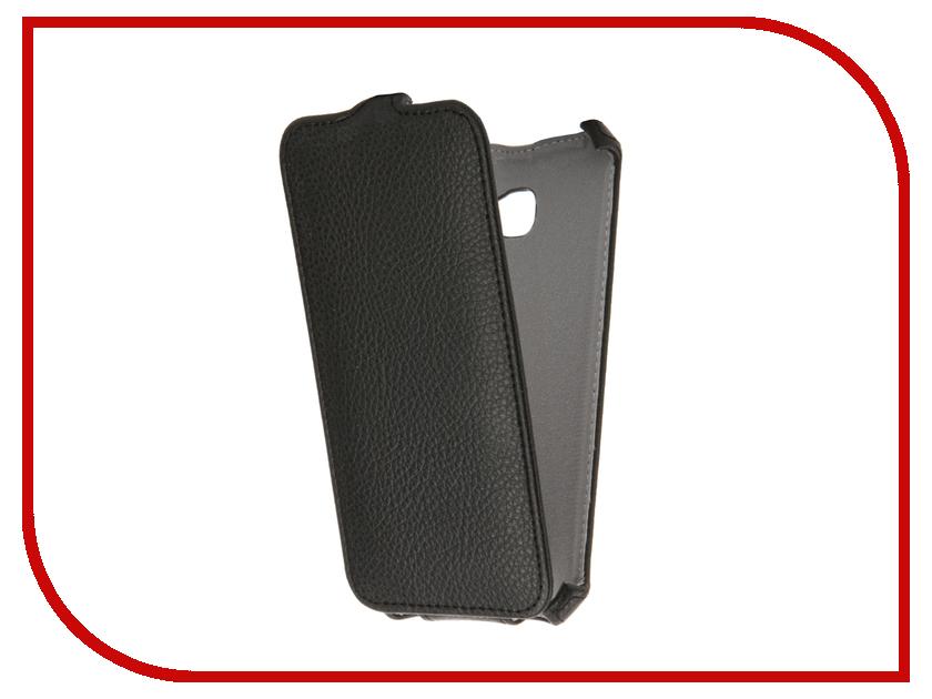 Аксессуар Чехол Samsung Galaxy A5 A520 2017 Gecko Black GG-F-SGA5-2017-BL аксессуар чехол meizu m3s mini gecko black gg f meim3smini bl