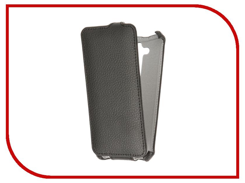 Аксессуар Чехол ASUS ZenFone Go ZB500KG Gecko Black GG-F-ASZB500KG-BL zb500kg 1c014ru