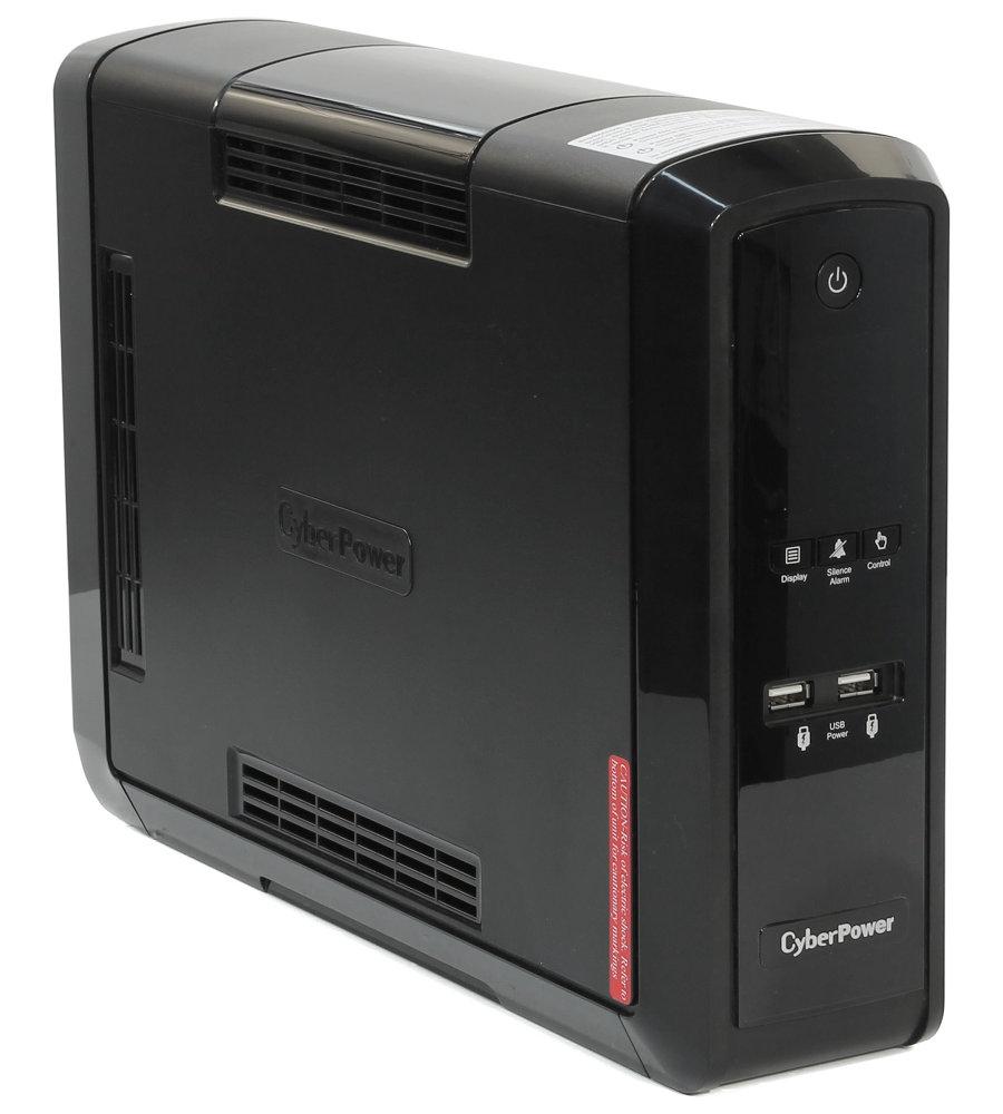 Источник бесперебойного питания CyberPower CP1300EPFCLCD цена