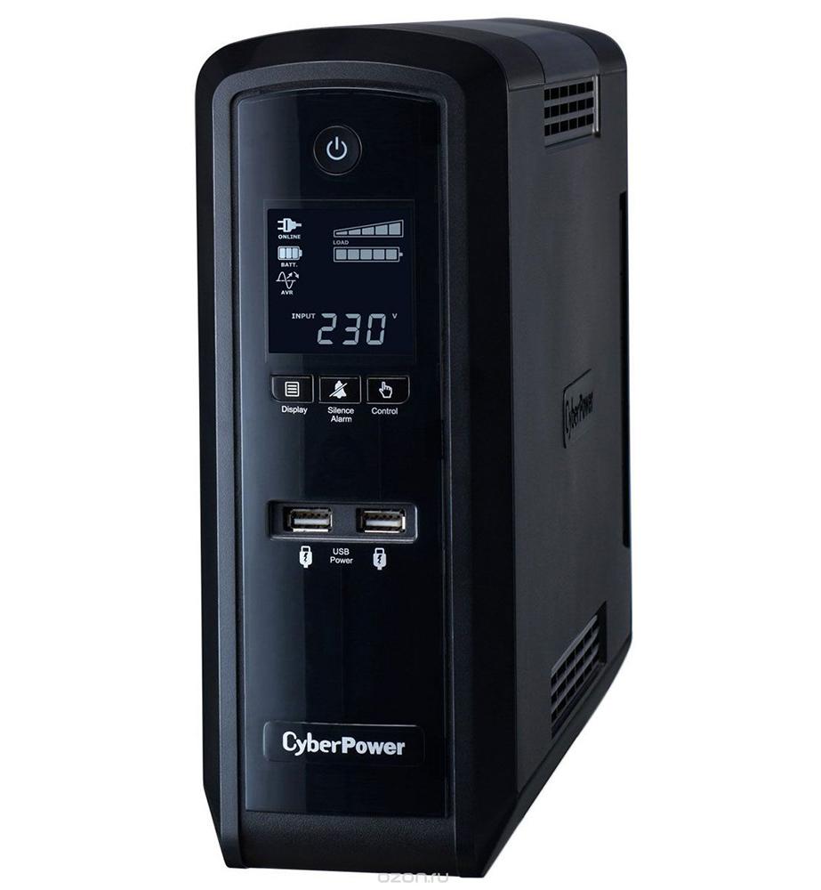 Источник бесперебойного питания CyberPower CP1500EPFCLCD