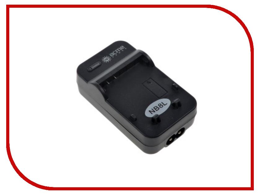 Зарядное устройство AcmePower AP CH-P1640 for Canon NB-8L (Авто+сетевой)<br>