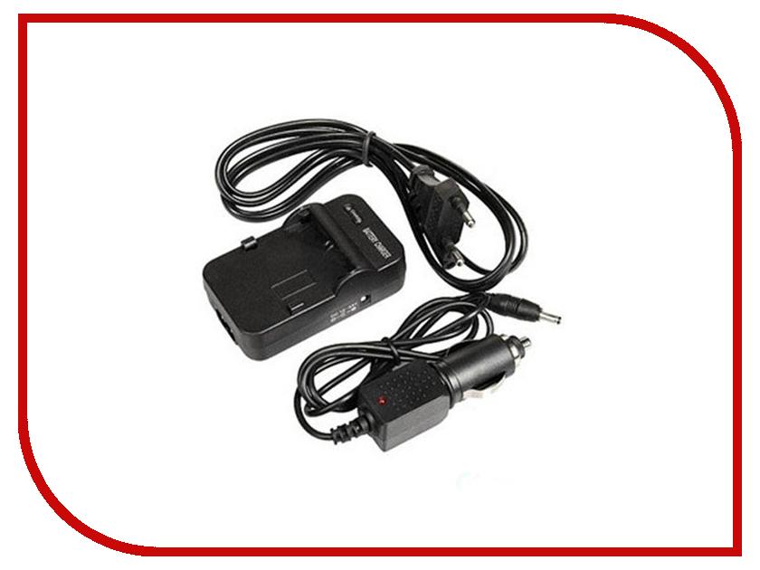 Зарядное устройство AcmePower AP CH-P1640 for Olympus Li-40B / Li-42B / Nikon EN-EL10 / Casio NP-80 / Pentax D-Li63 / FujiFilm NP-45 / Kodak KLIC-7006 (Авто+сетевой)