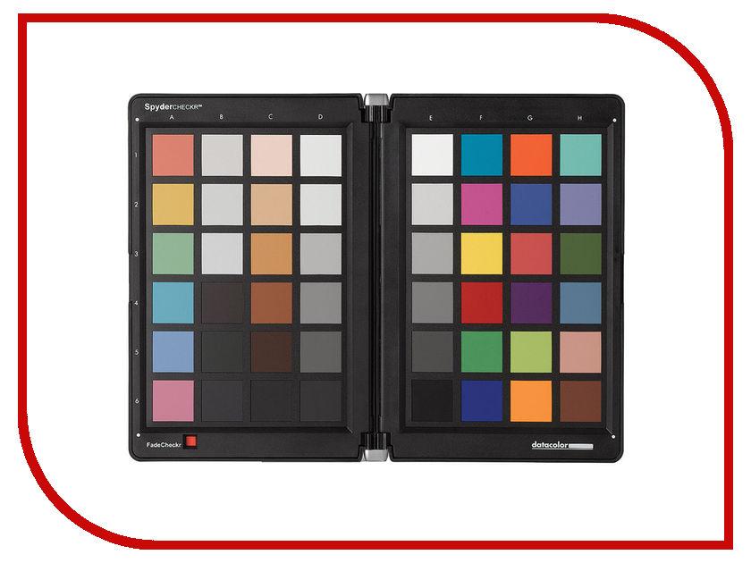 Калибратор Datacolor SpyderCheckr SCK100 - набор инструментов для калибровки цвета