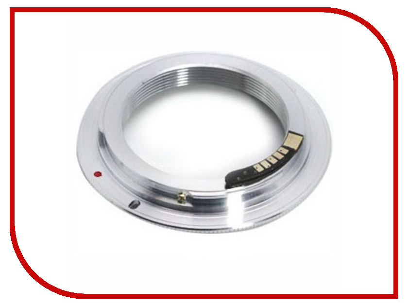 ���������� ������ Flama Adapter Ring FL-C-PB-AF � ������� ������������� ����������� (Focus CHIP) ��� ���������� Pentacon PB ��� �������