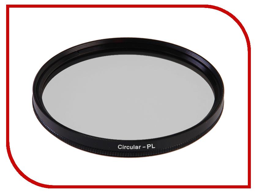 Светофильтр Fujimi DHD / Flama Circular-PL 49mm чехол flama 49mm gold