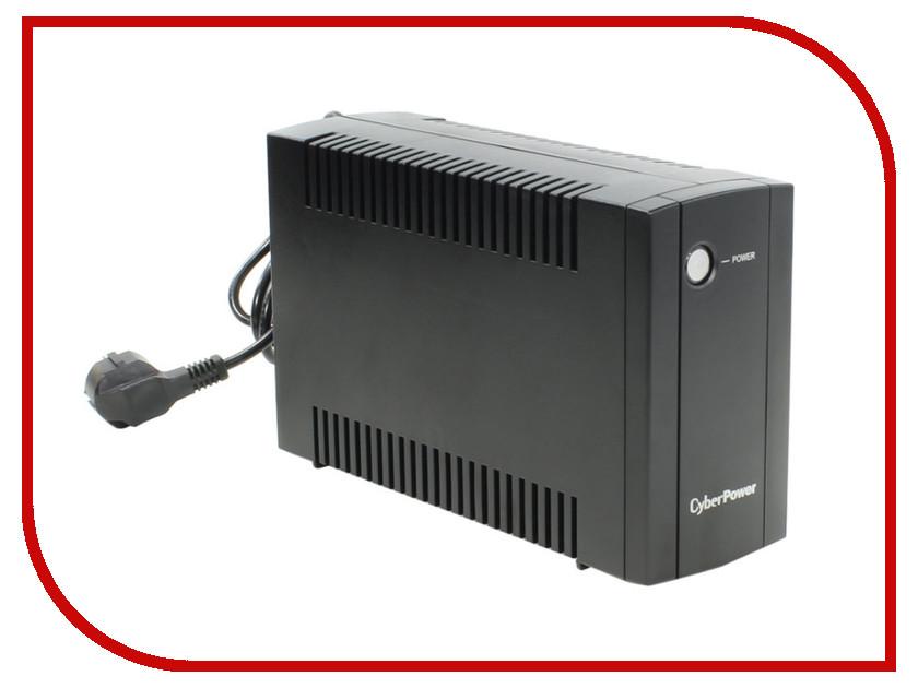 Источник бесперебойного питания CyberPower UT850EI источник бесперебойного питания cyberpower ut450e