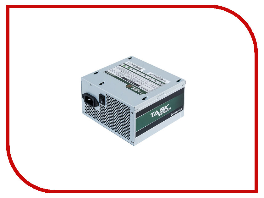 Блок питания Chieftec Task TPS-400S 400W<br>