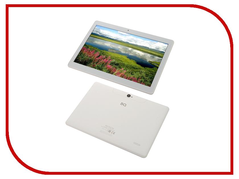 Планшет BQ BQ-1054L Nexion White (MediaTek MTK8735 1.5 GHz/1024Mb/8Gb/4G/3G/GPS/Wi-Fi/Cam/10.1/1280x800/Android)
