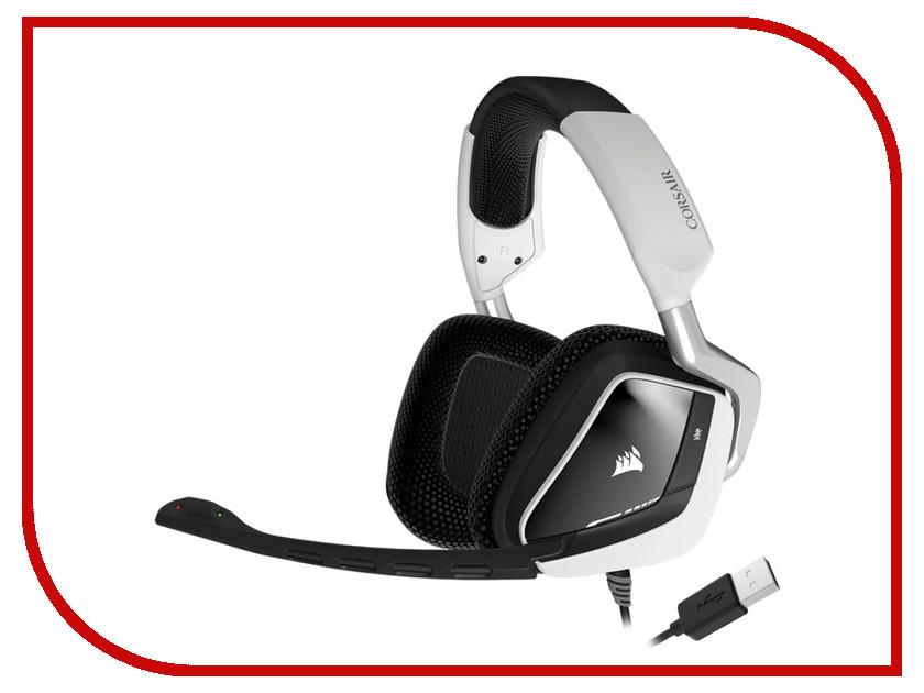 Гарнитура Corsair Void RGB Dolby 7.1 White USB CA-9011139-EU<br>