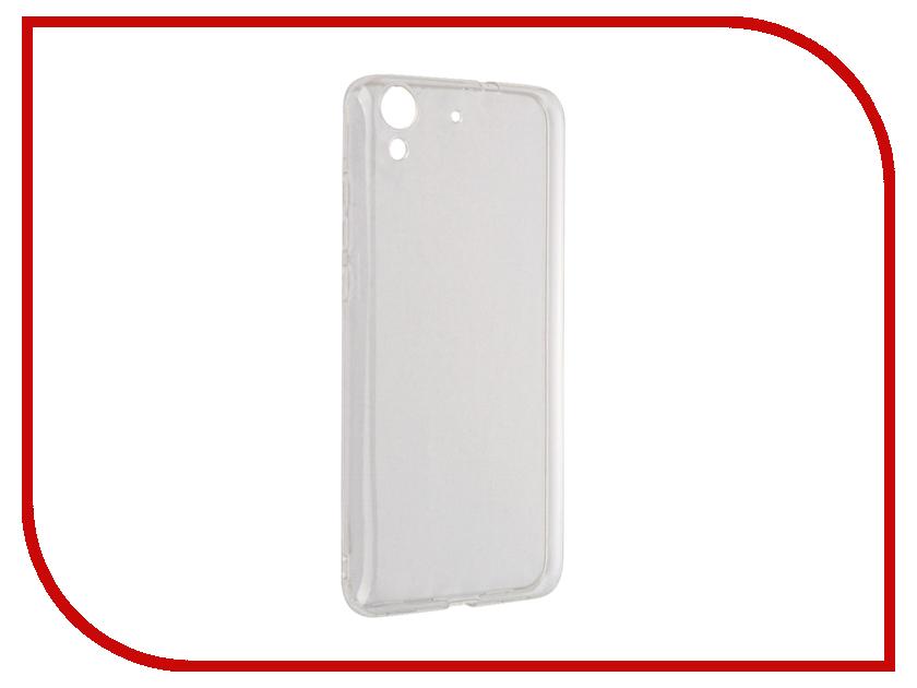 Аксессуар Чехол Huawei Y6 II BoraSCO 0.5mm Transparent BRS-HUAY6II-C-TPU<br>
