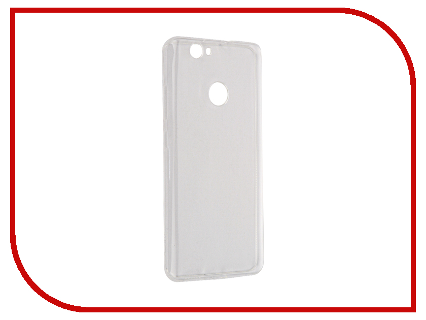 все цены на Аксессуар Чехол Huawei Nova BoraSCO 0.5mm Transparent BRS-HUANO-C-TPU онлайн
