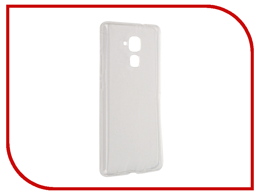 Аксессуар Чехол Huawei 5C BoraSCO 0.55mm Transparent BRS-HUA5C-CTPU<br>