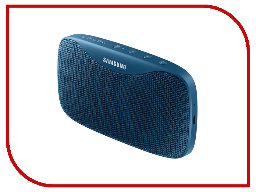 Колонка Samsung LEVEL Box Slim Blue EO-SG930CLEGRU
